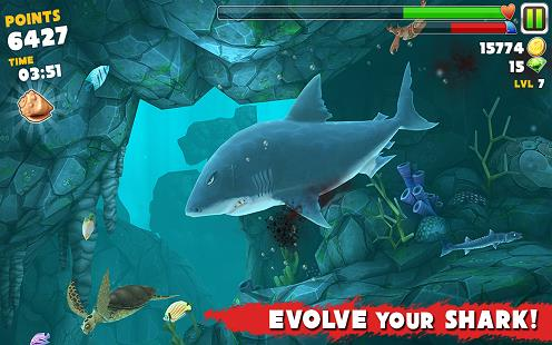 Hungry Shark Evolution2
